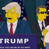 Watch How 'The Simpsons' Reacted to Predicting Donald Trump's Presidency
