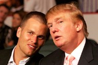 Donald Trump Says Tom Brady Is Totally Innocent for Deflategate and More Celebrity News