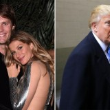 Tom Brady Isn't Voting for Donald Trump, Says Gisele Bündchen