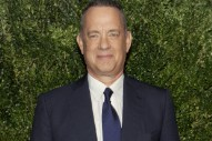 Tom Hanks Reassures Fearful Americans That 'We're Going to Be All Right'