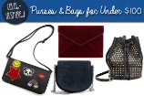 Tuesday Ten: 10 Must-Have Bags and Purses for Under $100
