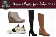 Tuesday Ten: 10 Fall Shoes and Winter Boots for Under $100