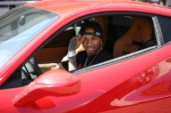 Tyga Sued Once Again for Failing to Keep Up with His Ferrari Payments