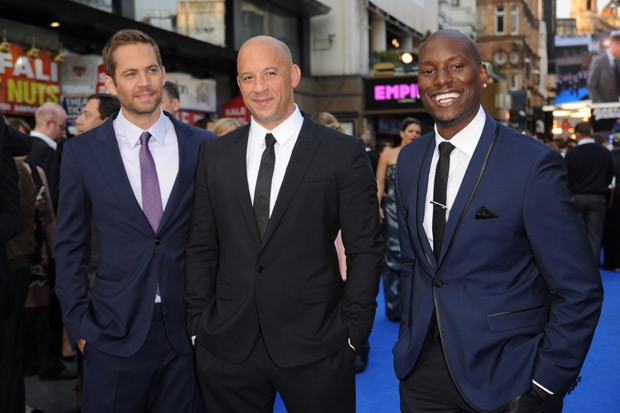 The World Premiere of 'Fast & Furious 6'