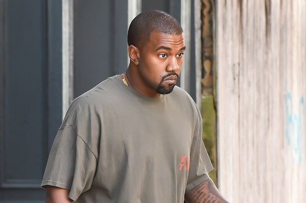 Kanye West Gets Ready to Leave New York