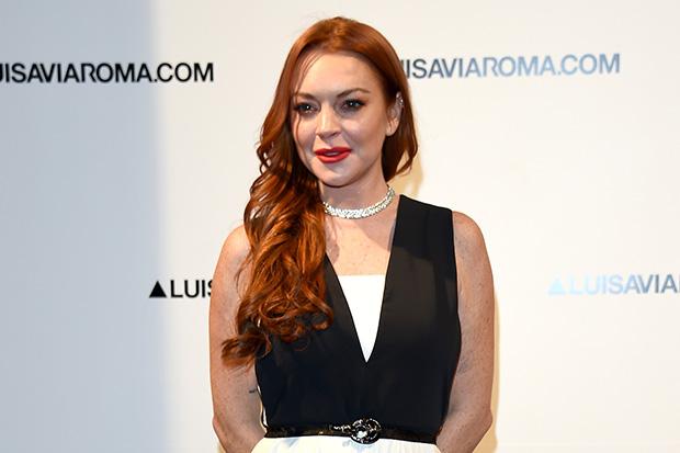 Lindsay Lohan wipes Instagram of photos, sparks religious rumors