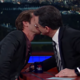 Andrew Garfield Explains Ryan Reynolds Kiss