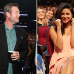 2017 People's Choice Awards: Priyanka Chopra Celebrates with In-N-Out, Blake Shelton Gets His Drink On