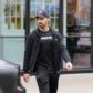 AG_161865 -  - West Hollywood, CA - Joe Jonas goes all out Adidas visiting Alfred Coffee. The singer stopped by the popular coffee shop in a black Adidas Jacket with matching black Adidas pants. Joe looked casual as he grabbed a tea and headed back to his car.   AKM-GSI 10 JANUARY 2017  BYLINE MUST READ: Elite Images / AKM-GSI  To License These Photos, Please Contact :   Maria Buda  (917) 242-1505  mbuda@akmgsi.com  or    Mark Satter  (317) 691-9592  msatter@akmgsi.com  sales@akmgsi.com