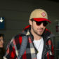 "52279107 Actors Emma Stone and Ryan Gosling are spotted arriving on a flight at Roissy Charles de Gaulle in Paris, France on January 10, 2017. The two stars are in town promote the film ""La La Land"". FameFlynet, Inc - Beverly Hills, CA, USA - +1 (310) 505-9876 RESTRICTIONS APPLY: USA ONLY"