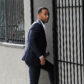 52279512 Singer John Legend stops by a studio in West Hollywood, California on January 10, 2017. At the Golden Globes on Sunday, John's table card had his last name spelt, 'Ledgend', John and his wife Chrissy Teigen didn't let it bother them and posted pictures on social media laughing at the mishap. FameFlynet, Inc - Beverly Hills, CA, USA - +1 (310) 505-9876