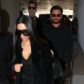 52280542 Reality stars Kim Kardashian and Scott Disick are seen departing on a flight at LAX airport in Los Angeles, California on January 11, 2017. Kim got some good news this week in that French authorities have arrested numerous suspects from when she was robbed last year in Paris. FameFlynet, Inc - Beverly Hills, CA, USA - +1 (310) 505-9876