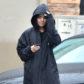 vanessa hudgens rain jacket