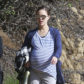 52281526 Pregnant actress Natalie Portman enjoys a hike at Griffith Park in Los Feliz, California with a friend on January 13, 2017. Natalie's baby bump is huge and it looks like she's ready to give birth any day now. FameFlynet, Inc - Beverly Hills, CA, USA - +1 (310) 505-9876