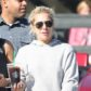 AG_163042 -  - Malibu, CA - A makeup free Lady Gaga, along with her entourage, made a quick stop at a local Sbux in Malibu. The pop singer kept her look simple with a gray hoodie, black leggings and white sneakers.  AKM-GSI 17 JANUARY 2017  To License These Photos, Please Contact :   Maria Buda  (917) 242-1505  mbuda@akmgsi.com  or    Mark Satter  (317) 691-9592  msatter@akmgsi.com  sales@akmgsi.com