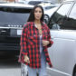 52285972 Kim Kardashian and Kanye West meet Kim's sister Kourtney for lunch in Calabasas, California on January 18, 2016. Kim and Kanye's marriage is reportedly going through a rough patch, exacerbated by Kanye's recent mental breakdown but Kanye convinced Kim to stay after promising to work on his issues. FameFlynet, Inc - Beverly Hills, CA, USA - +1 (310) 505-9876