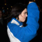 52290532 Shy reality star turned model Kendall Jenner is seen leaving the George V hotel to visit ASAP Rocky at the Peninsula hotel in Paris, France, January 22, 2017. On her return to Geoge V, Kendall returned with a large bouquet of roses. FameFlynet, Inc - Beverly Hills, CA, USA - +1 (310) 505-9876 RESTRICTIONS APPLY: USA ONLY