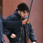 Exclusive... 52292476 Singer Zayn Malik is leaving Gigi Hadid's apartment in New York City, New York on January 24, 2017. Zayn's ex-girlfriend Perrie Edwards revealed on social media that the cat that the two shared together has died. FameFlynet, Inc - Beverly Hills, CA, USA - +1 (310) 505-9876 RESTRICTIONS APPLY: USA ONLY