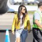 AG_165332 -  - Van Nuys, CA - Kourtney Kardashian departs Van Nuys Airport for a family vacation with her family including kids Penelope and Mason. Penelope seems enamored with the plane as she is seen getting a closer look while in her mom's arms.  AKM-GSI 26 JANUARY 2017  To License These Photos, Please Contact :   Maria Buda  (917) 242-1505  mbuda@akmgsi.com  or    Mark Satter  (317) 691-9592  msatter@akmgsi.com  sales@akmgsi.com