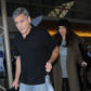 52296123 Actor George Clooney and his pregnant wife Amal Alamuddin are seen arriving on a flight at LAX airport in Los Angeles, California on January 27, 2017. The couple are expecting twins and have been busy preparing a million dollar nursery at their home. FameFlynet, Inc - Beverly Hills, CA, USA - +1 (310) 505-9876
