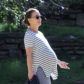52299137 Pregnant actress Natalie Portman is spotted out for a morning hike with a friend in Los Feliz, California on January 30, 2017. Natalie was sporting her favorite striped hiking shirt while out with her friend. FameFlynet, Inc - Beverly Hills, CA, USA - +1 (310) 505-9876