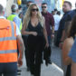 52299317 Reality stars Kim Kardashian, Kourtney Kardashian, Khloe Kardashian and the rest of their family are seen departing on a flight in Costa Rica on January 30, 2017. The family including Kris Jenner, Corey Gamble, Kylie Jenner, Tyga and his son King Cairo Stevenson have spent the last week on a family vacation in the tropical paradise, staying at the luxurious Villa Manzu. FameFlynet, Inc - Beverly Hills, CA, USA - +1 (310) 505-9876