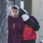 AG_166696 -  - *EXCLUSIVE* Calabasas, CA - Kylie Jenner and boyfriend Tyga stop by Polacheck's Jewelers. The sporty duo laugh as Kylie hides her famous face while heading inside. Tyga is sporting a peculiar new haircut.  AKM-GSI 31 JANUARY 2017  BYLINE MUST READ: IXOLA / AKM-GSI  To License These Photos, Please Contact :   Maria Buda  (917) 242-1505  mbuda@akmgsi.com  or    Mark Satter  (317) 691-9592  msatter@akmgsi.com  sales@akmgsi.com