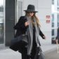 John Legend and Chrissy Teigen arrive at JFK airport in New York