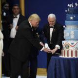 Donald Trump's Inauguration Cake Was Actually Fake
