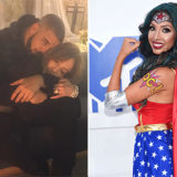 Drake Buys Jennifer Lopez a Diamond Necklace