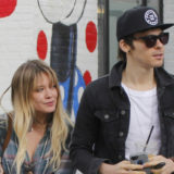 Hilary Duff Steps Out with Matthew Koma
