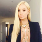 Iggy Azalea Makes Out with Music Producer Ljay Currie