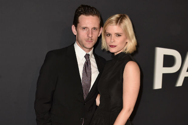 kate mara jamie bell engaged