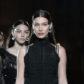 kendall jenner bella hadid givenchy fashion runway show