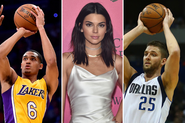 Inside Kendall Jenner's Confusing Date Night with Jordan Clarkson AND Chandler Parsons