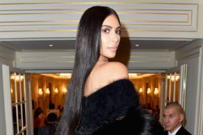 Kim Kardashian's Post-Robbery Gig