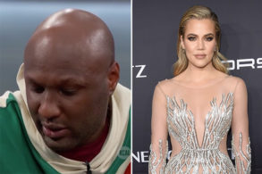 WATCH: Lamar Odom Sends a Message to Khloé Kardashian in 'The Doctors' Interview