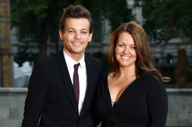 louis tomlinson mom mum mother johannah deakin