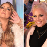 Jenny McCarthy Calls Mariah Carey's New Year's Eve Performance a 'Complete Trainwreck'
