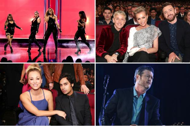 People's Choice Awards 2017 Recap