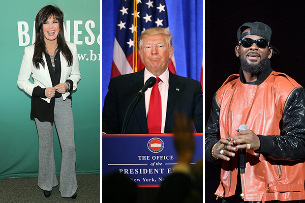 All of the people who won't be performing at Donald Trump's inauguration