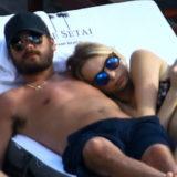 Scott Disick Gets Cozy with Model Amber Davis