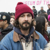 Shia LaBeouf Shuts Down a White Supremacist with Just Five Words