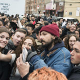 Shia LaBeouf Arrested at His Own Anti-Trump Art Installation