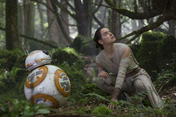 star wars the force awakens the last jedi