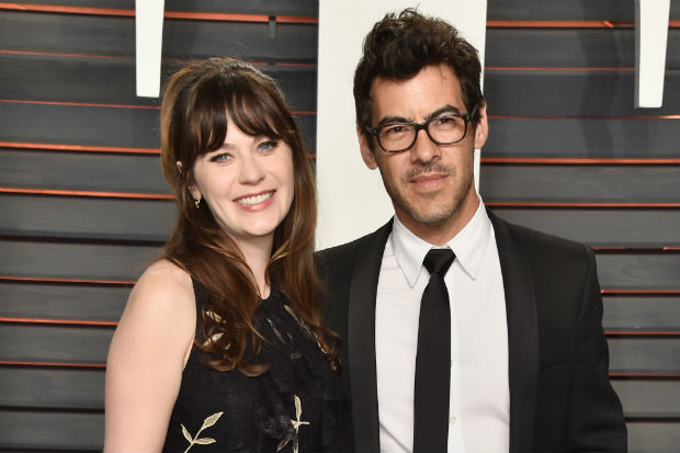 zooey deschanel husband jacob pechenik