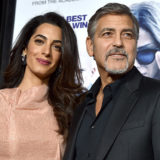 With Just One Look, Amal Clooney Owns Her Maternity Style