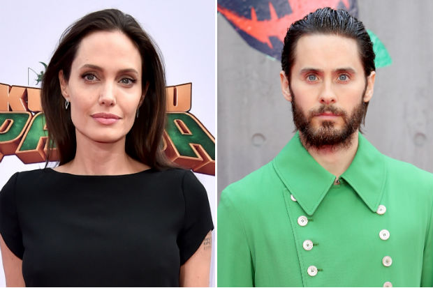 who is angelina jolie dating Unpacking entertainment tonight's story that angelina jolie is dating a real estate agent.