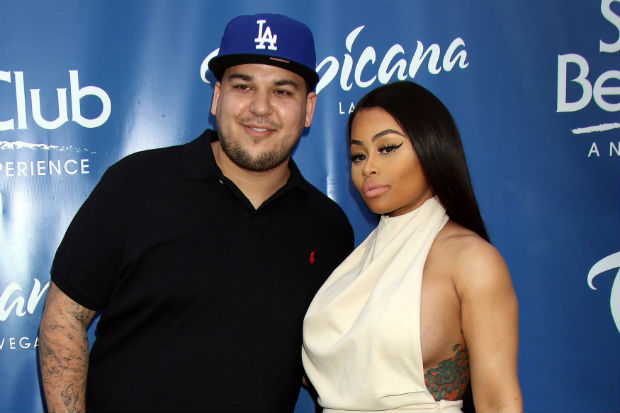 blac chyna rob kardashian split break up