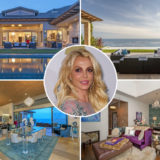 Britney Spears and Boyfriend Sam Asghari Just Spent a Weekend Inside This $30 Million Airbnb